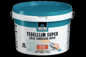 BISON TEGELLIJM SUPER 3 KG, EMMER