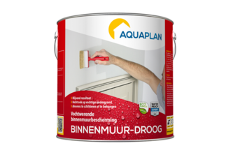 AquaPlan Binnenmuur-Droog