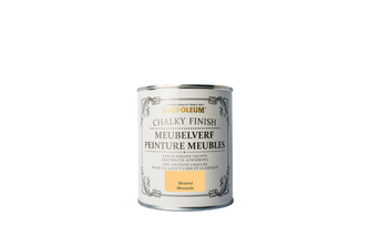 RUST-OLEUM CHALKY FINISH MEUBELVERF 750 ML, Mosterd