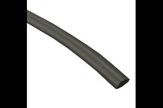 Krimpkous lengte 1,22mtr zwart 3-32inch 2,4-1,2mm 10st.