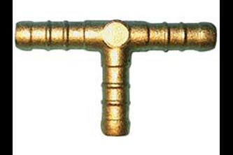T-stuk verzinkt 8 mm