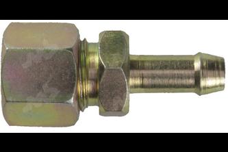 Slangpilaar/Knelkoppeling 10 mm, 8 mm