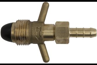 Slangtule POL met nylon dop (softnose) Slangpilaar 8mm