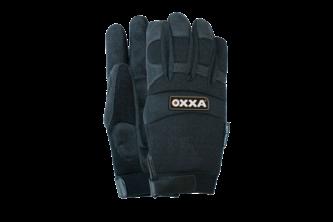 OXXA X-MECH-605 WERKHANDSCHOEN ZWART, 10 (XL)