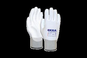 OXXA X-TOUCH-PU-W 51-115 WERKHANDSCHOEN WIT, 9 (L)