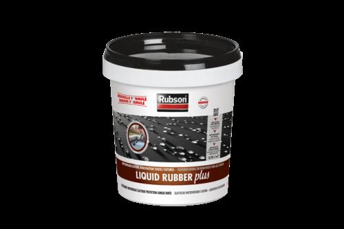 Rubson liquid rubber coating 750ml, zwart