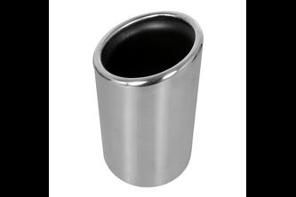 Uitlaatsierstuk Inox Rond 45-60mm