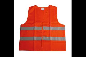 Veiligheidsvest Oxford oranje XL
