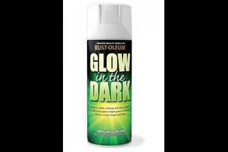 Rust-Oleum Glow In The Dark Spuitverf