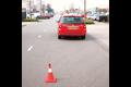 Carpoint veiligheidspilon opvouwbaar