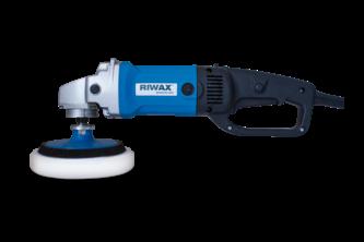 Riwax Poetsmachine 1300 watt inclusief steunpad 150 mm