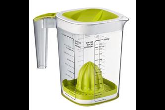 Rotho Multipurpose maatbeker LOFT 1,5 l Lime groen