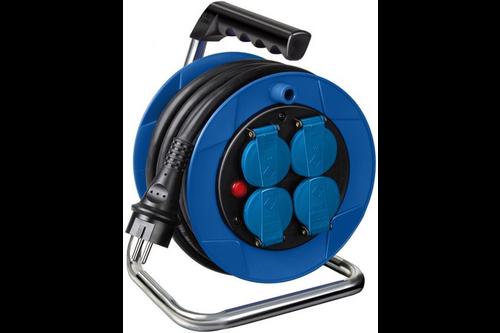 Brennenstuhl garant compact ip44 kabelhaspel 8m h07rn-f 3g2,5 *fr* frankrijk