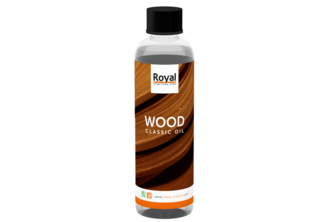 Oranje Furniture Care Wood Classic Oil 250ML, BLANK