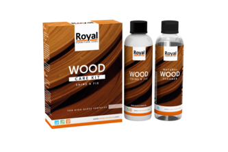 Royal Furniture Care Oranje Furniture Care Shine & Fix Wood Care Kit + Cleaner