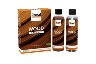 Royal Furniture Care Oranje Furniture Care Greenfix Wood Care Kit + Cleaner