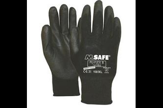 M-Safe PU-Flex B handschoen  , L