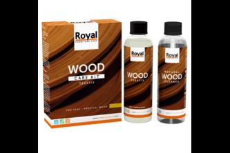 Royal Furniture Care Oranje Furniture Care Teakfix Wood Care Kit + Cleaner