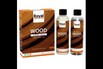 Royal Furniture Care Oranje Furniture Care Matt Polish Wood Care Kit + Cleaner