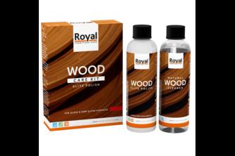 Royal Furniture Care Oranje Furniture Care Elite Polish Wood Care Kit + Cleaner