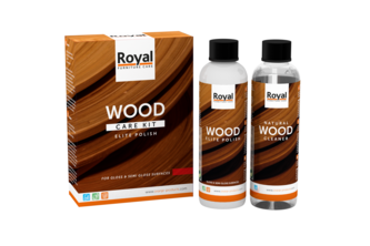 Oranje Furniture Care Elite Polish Wood Care Kit + Cleaner
