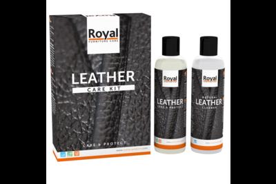 Royal Furniture Care Oranje Furniture Care Leather Care Kit - Clean & Protect