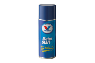 VALVOLINE MOTOR START 400 ML, SPUITBUS