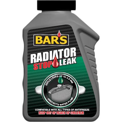 Afbeelding van Bar s leaks bars radiator stop leak 200 ml