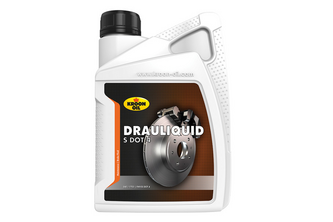 Kroon-Oil Drauliquid DOT 4 1 L
