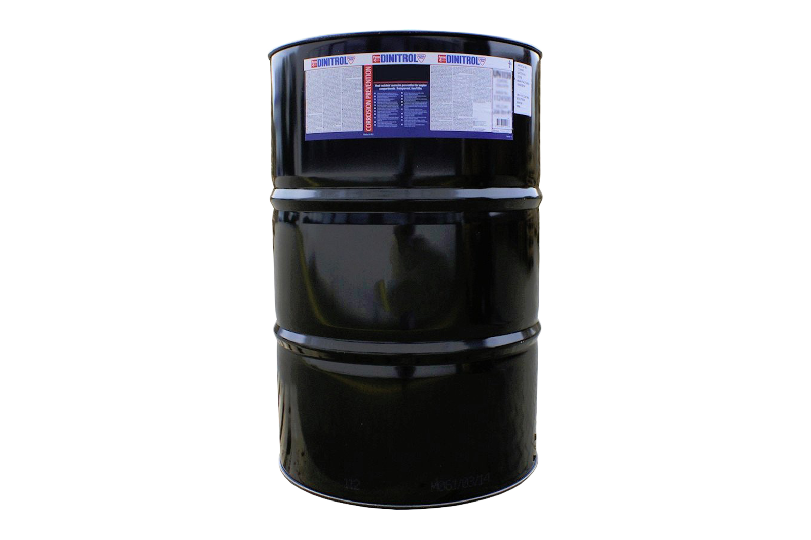 Afbeelding van Dinitrol 1000 penetrant 208 ltr, transparant, drum