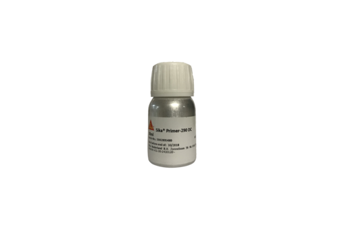 Sika primer 290 dc 30 ml, transparant, flacon