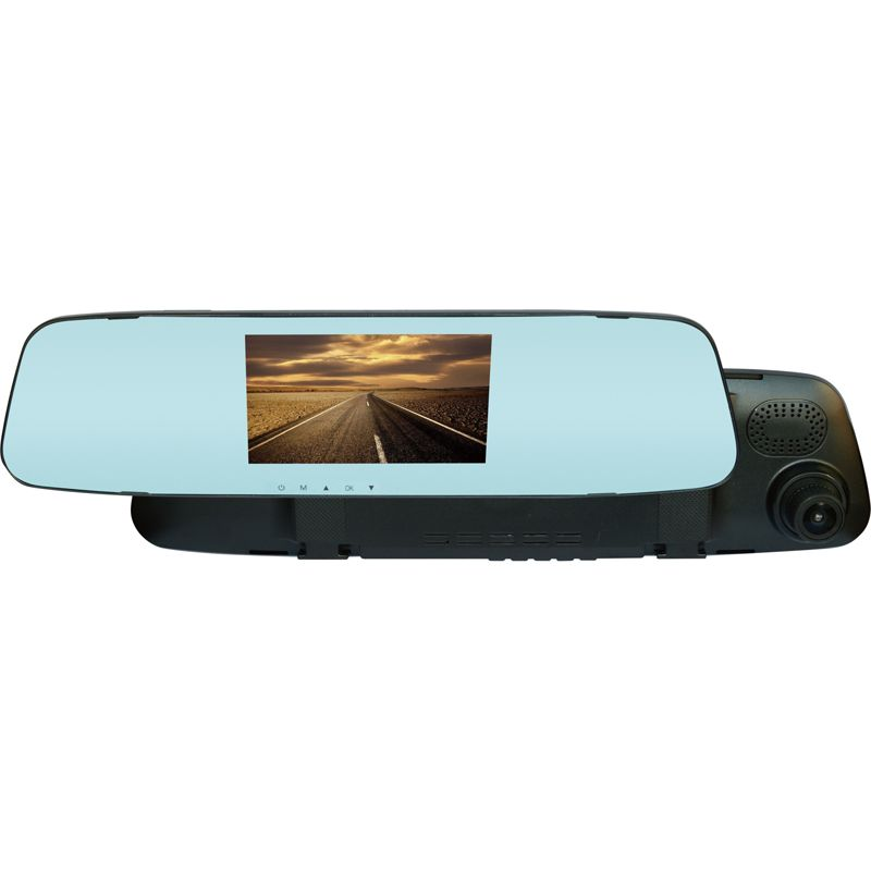 Afbeelding van Autostyle 3 in 1 spiegel car dashcam full hd incl. touchscreen achteruitrijdcamera