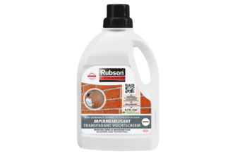 Rubson Invisible Transparant Vochtscherm 750 ML