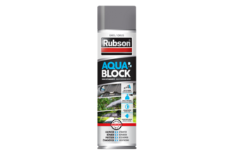 Rubson Aquablock Spray 300 ML, GRIJS