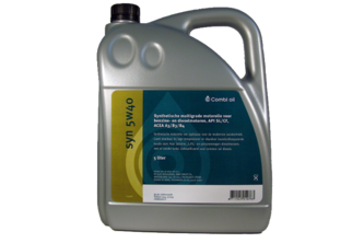 Combi-Oil Full Synthetic 5W40 5 L, Can