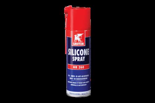 Griffon siliconenspray 300 ml, spuitbus