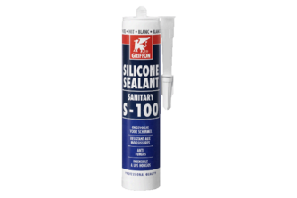 Griffon Silicone Sanitaire S-100