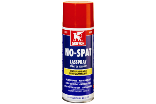Griffon no-spat lasspray 400 ml, spuitbus