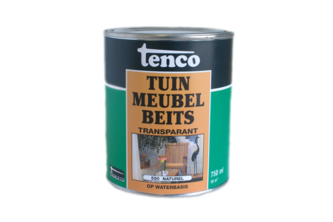 Tenco Tuinmeubelbeits 750 ML, NATUREL, BUS