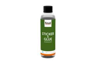 Oranje Furniture Care Sticker & Glue Remover 200 ML, FLACON
