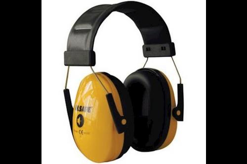 M-safe gehoorkap sonora 1  , geel, -