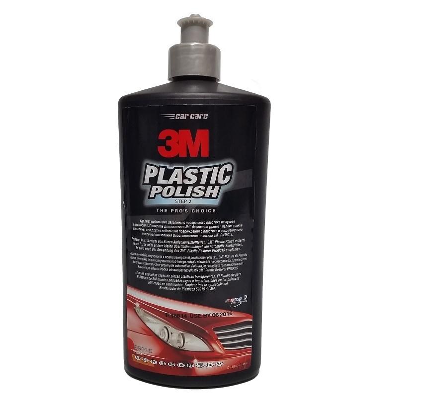 Afbeelding van 3m car care plastic polish