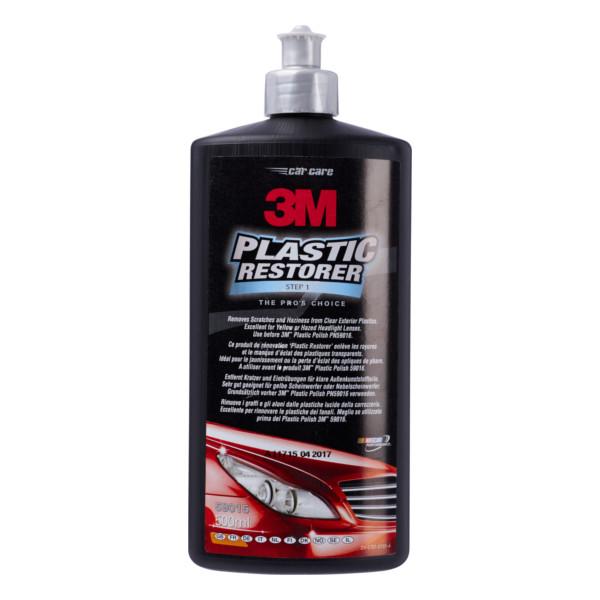 Afbeelding van 3m car care plastic restorer 500 ml