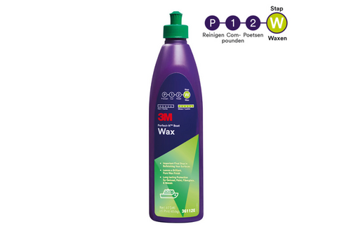 3m perfect-it gelcoat boat wax 473 ml