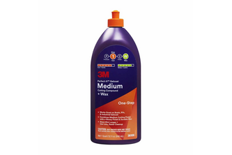 3M Perfect-It Gelcoat Medium Cutting Compound & Wax