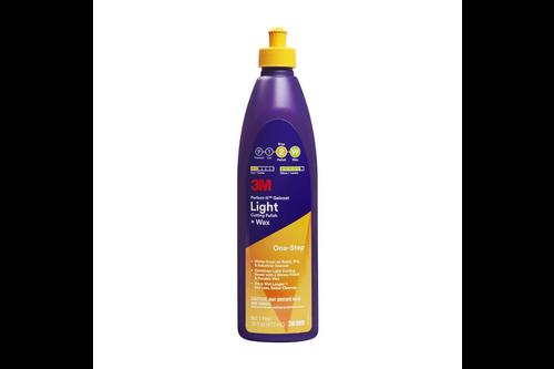 3m perfect-it gelcoat light cutting polish&waxen 946 ml