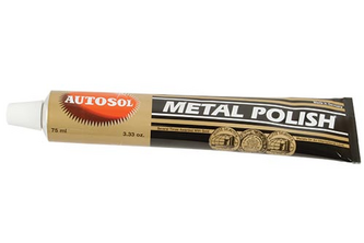 Autosol Metal Polish 75 ML, TUBE