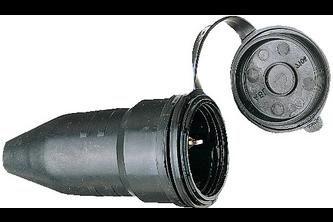Brennenstuhl Rubber koppeling 230V/16A IP44