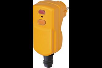 Brennenstuhl Veiligheidsstekker BDI-S 2 30 IP55