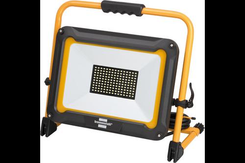 Brennenstuhl mobile led-bouwlamp jaro 9000 m, 9310lm, 100w, ip65, 5m h07rn-f 3g1,0 nederland